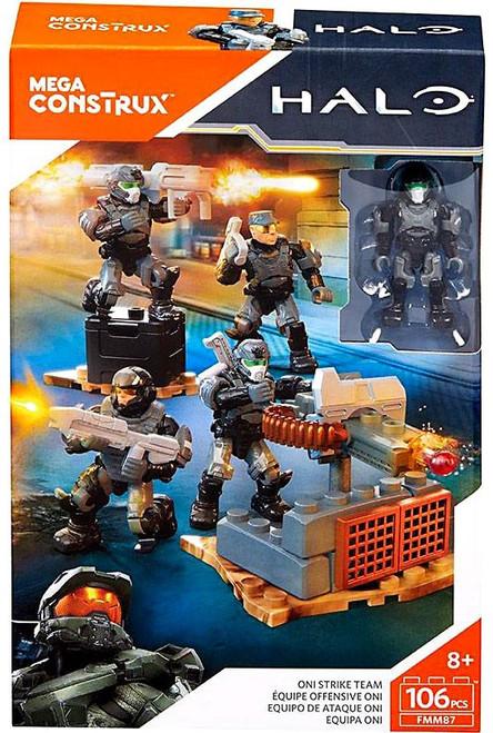 Halo Oni Strike Team Set