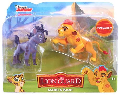 Disney The Lion Guard Jasiri & Kion Figure 2-Pack