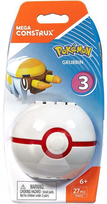 Pokemon Series 3 Grubbin Set