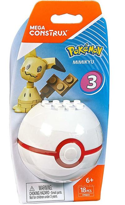 Pokemon Series 3 Mimikyu Set