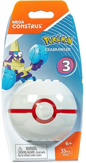 Pokemon Series 3 Crabrawler Set