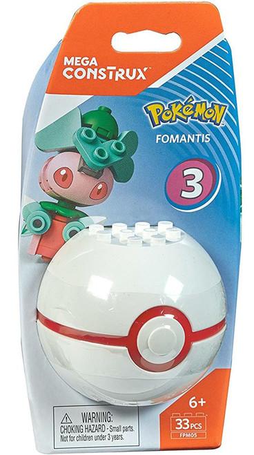 Pokemon Series 3 Fomantis Set