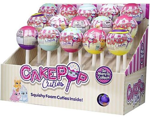 Cakepop Cuties Mystery Box [15 Packs]