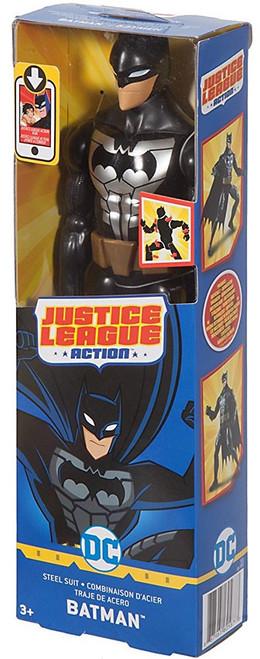 Justice League Action JLA Batman Action Figure [Steel Suit]