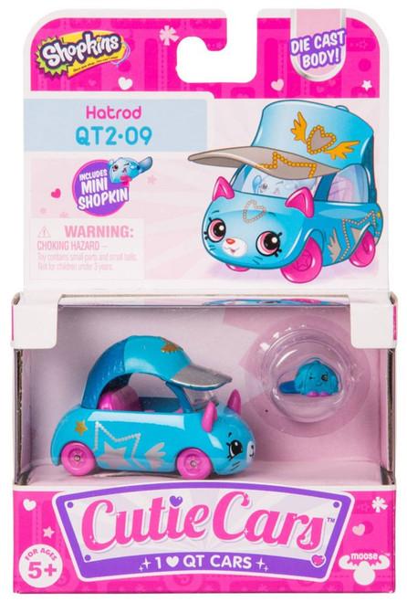 Shopkins Cutie Cars Hatrod Figure Pack QT2-09
