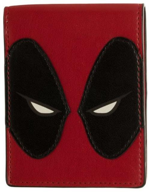Marvel Deadpool Big Face Bi-Fold Wallet