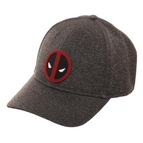 Marvel Deadpool Rubber Weld Cationic Flex Cap