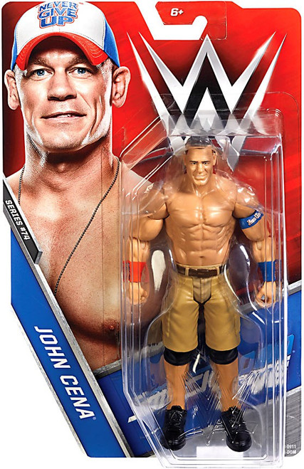 WWE Wrestling Series 74 John Cena Action Figure [Damaged Package]