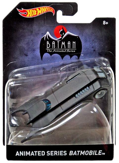 Hot Wheels Batman The Animated Series Batmobile Diecast Car [2018]