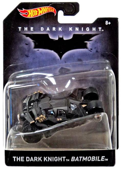 Hot Wheels The Dark Knight Batmobile Diecast Car [2018]