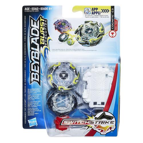 Beyblade Burst Switchstrike Cognite C3 Starter Pack