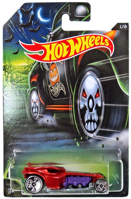 Hot Wheels Happy Halloween! Ratical Racer Die-Cast Car #1/8