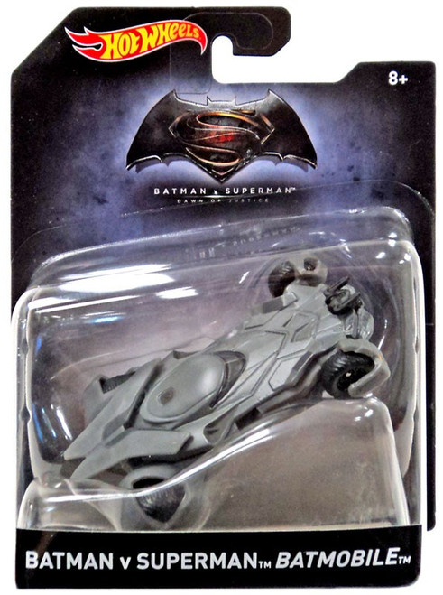 Hot Wheels Batman v Superman Batmobile Diecast Car [1:50]