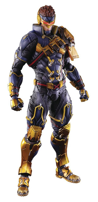 Marvel X-Men Variant Play Arts Kai Cyclops Action Figure