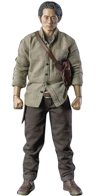 The Walking Dead Glenn Rhee Action Figure