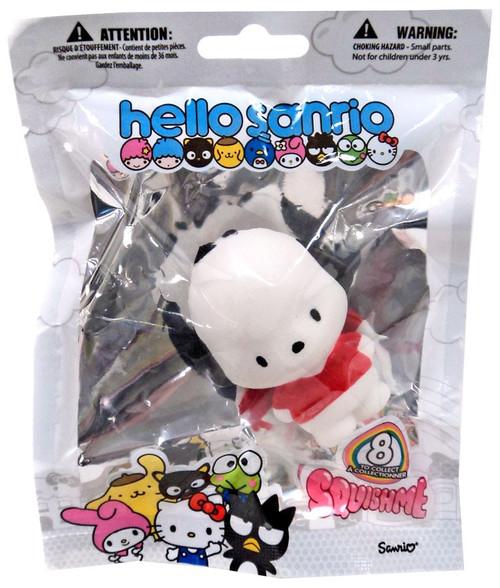Hello Sanrio Squishme Pochacco Squeeze Toy