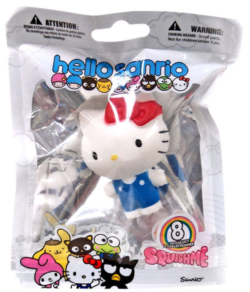 Hello Sanrio Squishme Hello Kitty Squeeze Toy