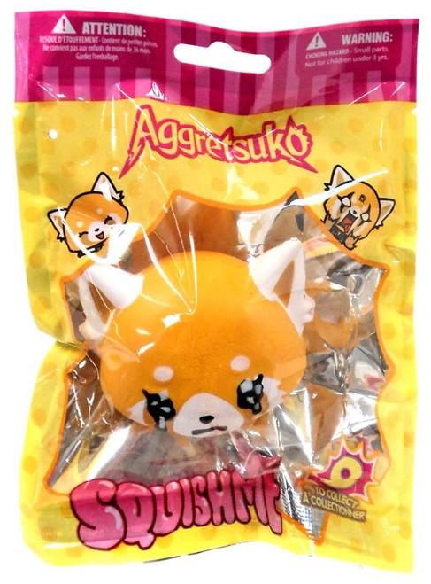 Sanrio Squishme Aggretsuko Squeeze Toy [Sad]