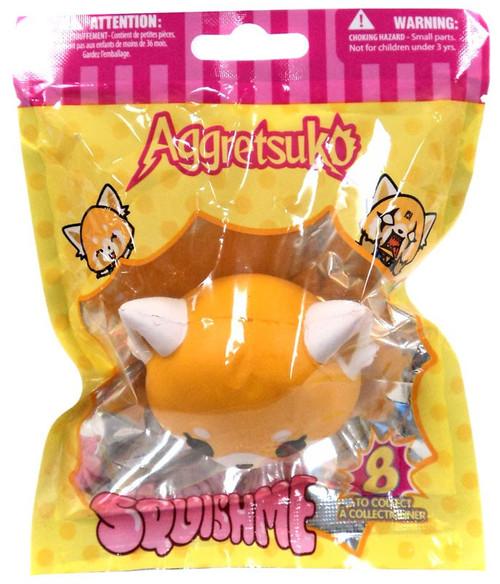 Sanrio Squishme Aggretsuko Squeeze Toy [In Love]