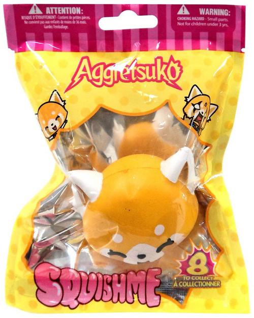 Sanrio Squishme Aggretsuko Squeeze Toy [Happy]