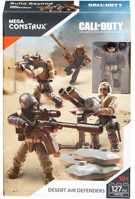 Call of Duty Desert Air Defenders Set