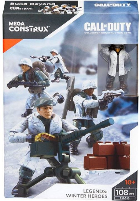 Call of Duty Legends: Winter Heroes Set