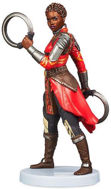 Disney Marvel Black Panther Movie Nakia PVC Figure [Loose]