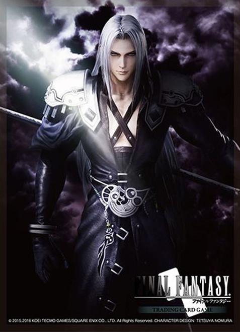 Dissidia Final Fantasy Sephiroth Standard Card Sleeves [60]