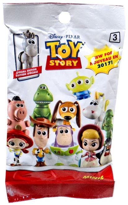Disney / Pixar Toy Story MINIS Series 1 Mystery Pack [1 RANDOM Figure]