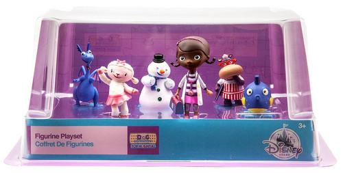 Disney Doc McStuffins Toy Hospital Exclusive Figurine Playset [2018]