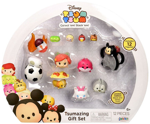 Disney Tsum Tsum Tsumazing Gift Set Minifigure 12-Pack