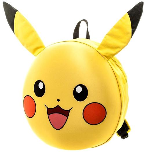 Pokemon Pikachu 3D Molded 17-Inch Backpack