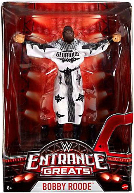 WWE Wrestling Entrance Greats Bobby Roode Action Figure