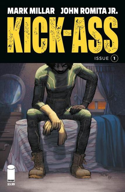 Image Comics Kick-Ass #1 Comic Book