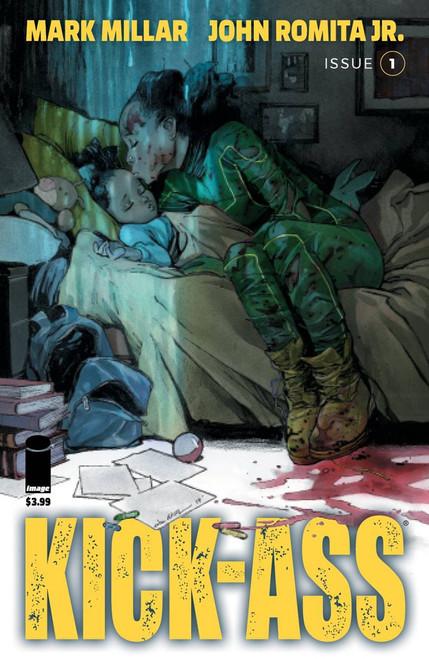 Image Comics Kick-Ass #1 Comic Book [Olivier Coipel Cover Variant]