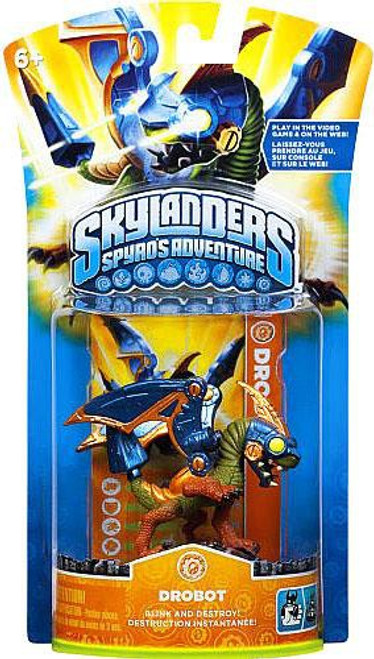 Skylanders Spyro's Adventure Drobot Figure Pack [Loose]