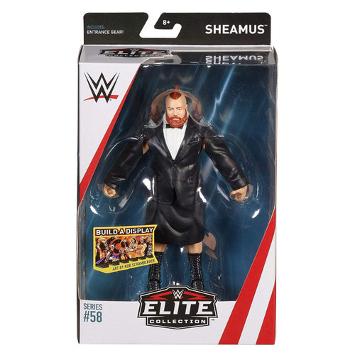 WWE Wrestling Elite Collection Series 58 Seamus Action Figure [Entrance Gear]