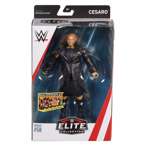 WWE Wrestling Elite Collection Series 58 Cesaro Action Figure [Entrance Gear]