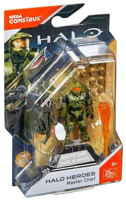 Halo Heroes Series 5 Master Chief Mini Figure
