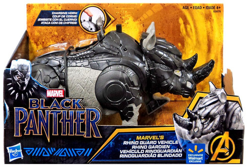 Marvel Black Panther Rhino Guard Exclusive Vehicle