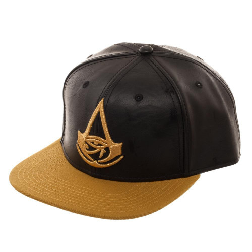 Assassin's Creed Origins Assassins Creed Origins Chrom Weld Logo Snapback Cap