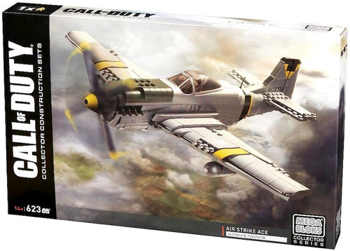 Mega Bloks Call of Duty Air Strike Ace Set DPW87