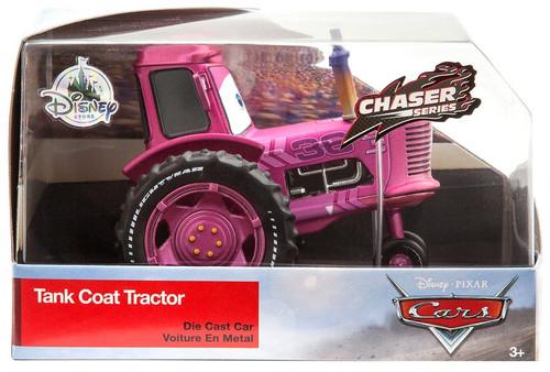 Disney / Pixar Cars Cars 3 Chaser Series Tank Coat Tractor Exclusive Diecast Car