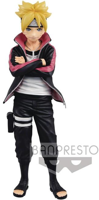 Boruto: Naruto Next Generation Shinobi Relations Series 1 Boruto Uzumaki 9.1-Inch PVC Figure