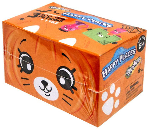 Shopkins Happy Places Halloween Mystery Pack