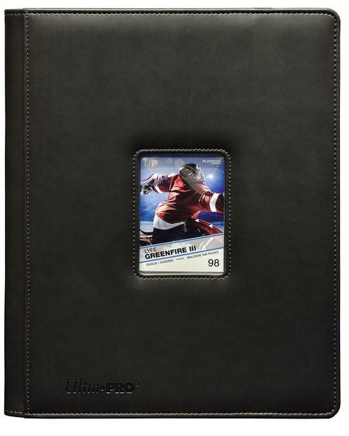 Ultra Pro Card Supplies Window Premium Pro-Binder