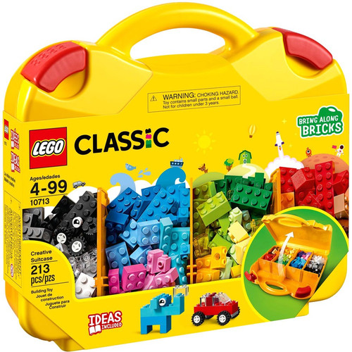 LEGO Classic Creative Suitcase Set #10713