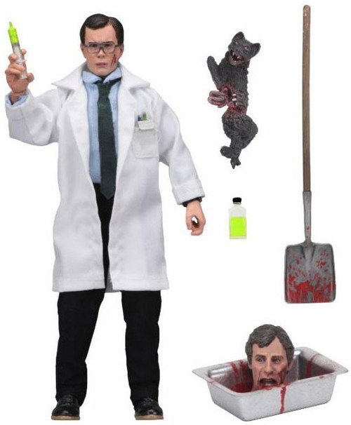 NECA Re-Animator Herbert West Clothed Action Figure