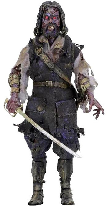 NECA The Fog Captain Blake Clothed Action Figure