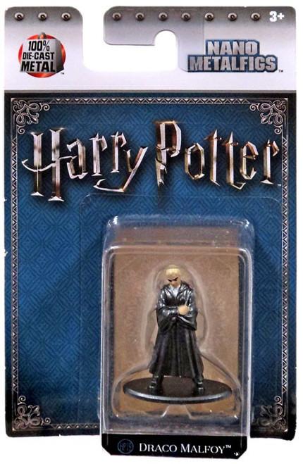 Harry Potter Nano Metalfigs Draco Malfoy 1.5-Inch Diecast Figure HP19
